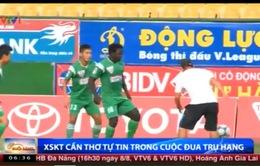 V.League 2015: XSKT Cần Thơ tự tin giành suất trụ hạng