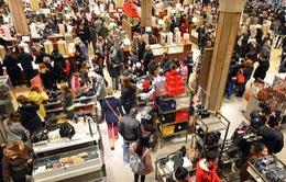 Anh: Lạm phát xuống mức 0%