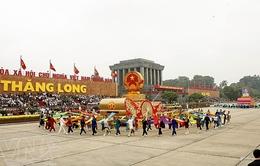 Diễu hành nghệ thuật kỷ niệm 70 năm Quốc khánh 2/9