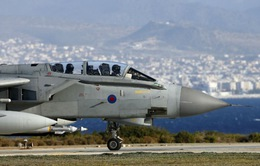 Nga hoan nghênh Anh không kích Syria