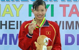 Nguyễn Thị Ánh Viên được Liên đoàn Bơi lội Mỹ đầu tư cho Olympic 2016