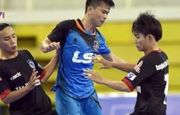 Kết quả vòng bảng giải Futsal các đội mạnh TP. Hồ Chí Minh