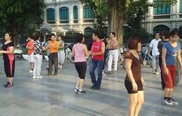 Nhảy salsa theo phong cách đường phố Hải Phòng