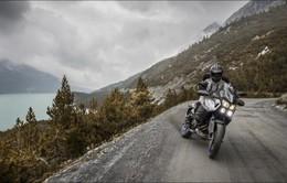 """Yamaha tham vọng """"là phẳng"""" thế giới với Super Ténéré Worldcrosser 2015"""
