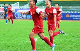 Thắng nhẹ Singapore, U21 Việt Nam hẹn U21 HAGL ở bán kết