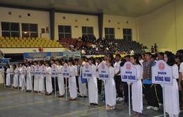 Khai mạc Hội thi thể thao các dân tộc thiểu số toàn quốc