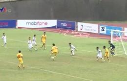 Giải Bóng đá Thiếu niên Toàn quốc: Vé bán kết đã được xác định