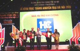 Khai mạc Tháng khuyến mại Hà Nội 2015