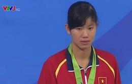 Ánh Viên nỗ lực chinh phục Olympic Rio 2016