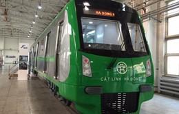 Trưng cầu ý kiến về mẫu tàu điện đường sắt Cát Linh - Hà Đông