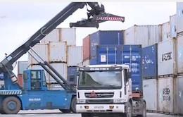 Cảnh báo vận chuyển container mất an toàn