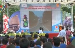 Ngày hội An toàn giao thông các dân tộc Tây Nguyên