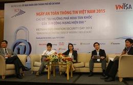 Ngày An toàn thông tin Việt Nam 2015: Nguy cơ và giải pháp cho bài toán ATTT tại Việt Nam