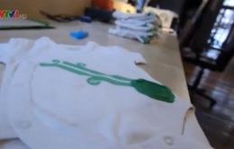 Mimo – Quần áo theo dõi sức khỏe trẻ sơ sinh