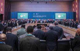 Phiên thảo luận toàn thể thứ hai của Hội nghị Bộ trưởng Ngoại giao APEC