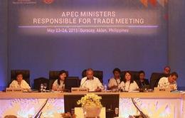 Kết thúc Hội nghị Bộ trưởng Thương mại APEC