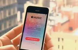 Apple áp dụng mức phí ưu đãi cho dịch vụ Apple Music