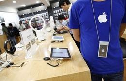 Cửa hàng nhái Apple tràn lan tại Trung Quốc