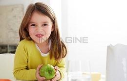 Trẻ em Mỹ thích ăn táo nhất