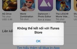 Vì sao iTunes, App Store bị sập nguồn nhiều giờ đồng hồ?