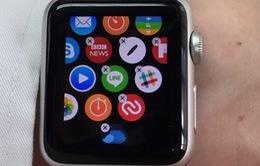 Xóa ứng dụng ngay trên Apple Watch