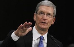 CEO Apple đứng đầu danh sách 50 nhà lãnh đạo giỏi nhất thế giới 2015