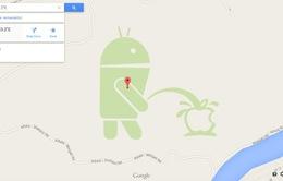 """Google lên tiếng xin lỗi vì """"sỉ nhục"""" Apple"""