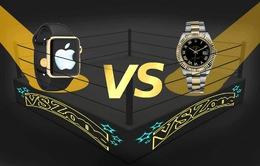 Apple Watch khiến đồng hồ Thụy Sĩ thất thu