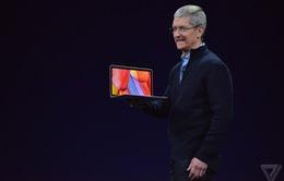 MacBook Retina 12 inch lộ diện với thiết kế siêu mỏng và siêu nhẹ