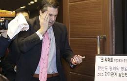 Tuyên bố của Triều Tiên về việc Đại sứ Mỹ tại Hàn Quốc bị tấn công