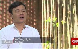 Kênh truyền hình CNN vinh danh kiến trúc sư Việt Nam