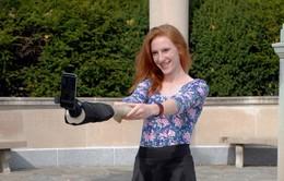 """Selfie Arm - Lựa chọn thay thế cho gậy """"tự sướng"""""""