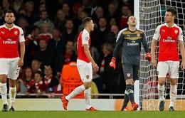 Thất bại liên tiếp, Arsenal cuống cuồng tuyển quân