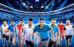 K+ công bố bản quyền phát sóng ATP World Tour giai đoạn 2016-2018
