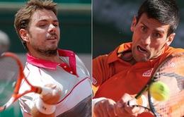 Chung kết Pháp mở rộng 2015: Novak Djokovic quyết thắng, Wawrinka quyết ngáng đường