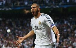 Benzema sẽ đeo băng thủ quân Real mùa tới