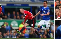 "Man Utd ""kéo sập"" Goodison Park, Rooney lập kỷ lục mới"