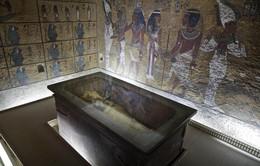 'Quét' lăng mộ Pharaoh Tutankhamun: 90% có lăng mộ khác trong các căn phòng ẩn giấu