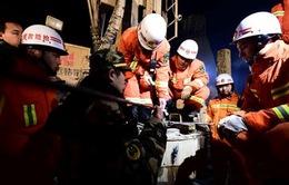 Tìm thấy 8 thợ mỏ còn sống trong vụ sập hầm tại Trung Quốc