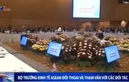 Bộ trưởng Kinh tế ASEAN đối thoại và tham vấn với các đối tác