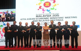 Bộ trưởng Kinh tế ASEAN tham vấn với các đối tác