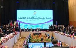 Nâng cấp quan hệ ASEAN-Hoa Kỳ thành đối tác chiến lược