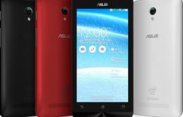 ASUS ZenFone C+: Smartphone RAM 2GB giá rẻ