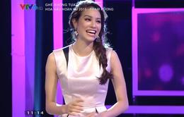 Phạm Hương: 'Không đặt mục tiêu quá cao ở Hoa hậu Hoàn vũ 2015'