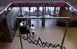 Mở cửa trở lại, chứng khoán Hy Lạp có thể giảm mạnh