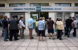 Hy Lạp thiệt hại hơn 3 tỷ USD sau 3 tuần đóng cửa ngân hàng
