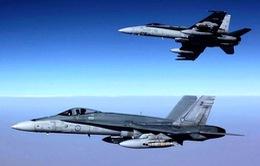 Máy bay quân sự Australia bắt đầu sứ mệnh ở Syria