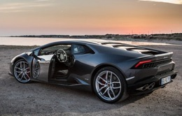 Siêu xe Lamborghini Huracan được trang bị động cơ 2,5 lít