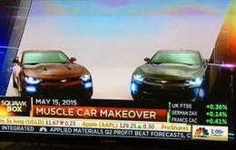 """Chevrolet Camaro 2016 lộ diện trước """"giờ G"""", giá không đổi"""