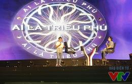 """VTV Awards 2015: NSƯT Thành Lộc và GS Cù Trọng Xoay """"tung hứng"""" trước giờ G"""